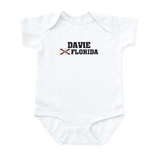 Davie Infant Bodysuit