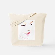 'Looking 2' Tote Bag