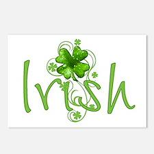 Irish Keepsake Postcards (Package of 8)