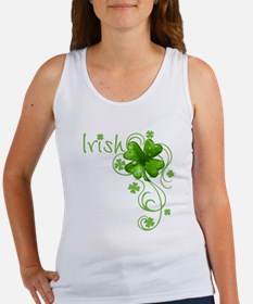 Irish Keepsake Women's Tank Top