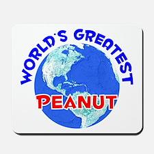 World's Greatest Peanut (E) Mousepad