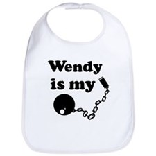 Wendy (ball and chain) Bib