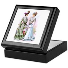 A Chat Keepsake Box