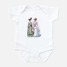 A Chat Infant Bodysuit