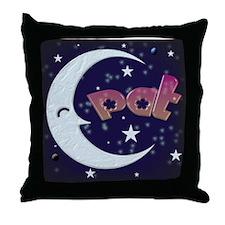 Celestial Pat  Throw Pillow