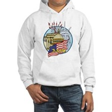 4th July Independence Day Hoodie