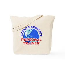 World's Greatest Perso.. (E) Tote Bag