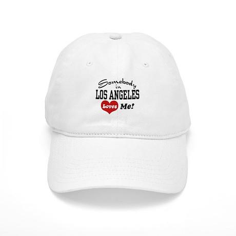 Somebody In Los Angeles Loves Me Cap