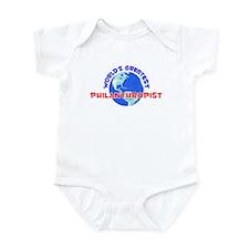 World's Greatest Phila.. (E) Infant Bodysuit