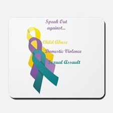 Speak Out Mousepad