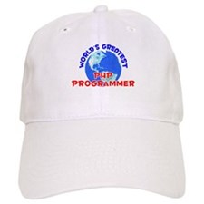 World's Greatest PHP P.. (E) Baseball Cap
