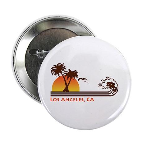 """Los Angeles, CA 2.25"""" Button"""