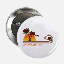 "Los Angeles, CA 2.25"" Button"