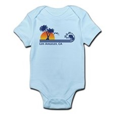 Los Angeles, CA Infant Bodysuit