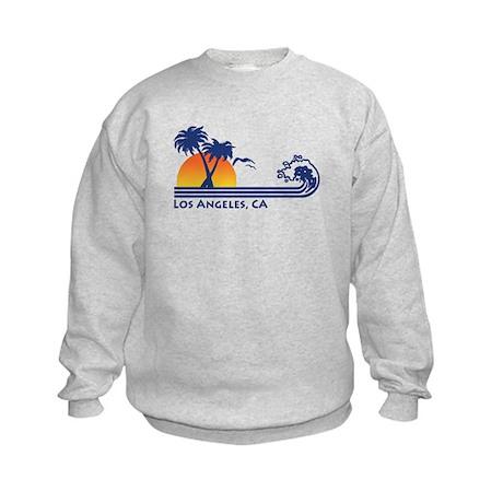 Los Angeles, CA Kids Sweatshirt