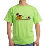 Los Angeles, CA Green T-Shirt