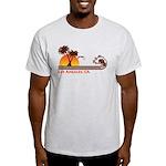 Los Angeles, CA Light T-Shirt