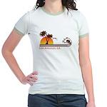 Los Angeles, CA Jr. Ringer T-Shirt