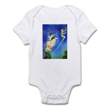 PETER PAN - FLYING Infant Bodysuit