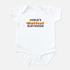 World's Hottest Barte.. (B) Infant Bodysuit