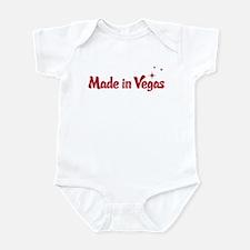 Made in Vegas Infant Bodysuit