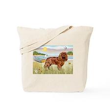 Cavalier Rowboat Tote Bag