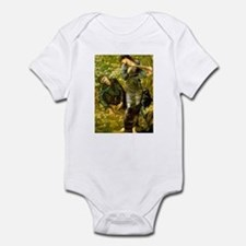 Beguiling of Merlin Infant Bodysuit