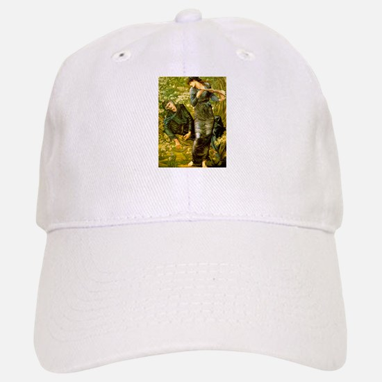 Beguiling of Merlin Baseball Baseball Cap