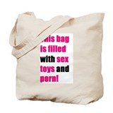 Sex Totes & Shopping Bags