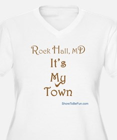 Rock Hall, MD - It's My Town T-Shirt