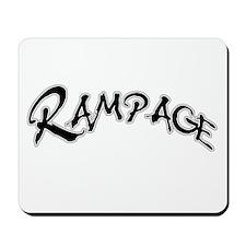 Rampage Mousepad