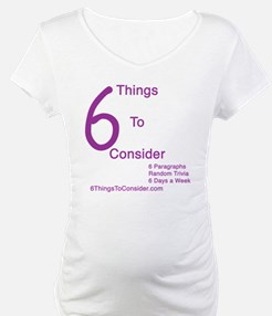 6 Things to Consider Shirt