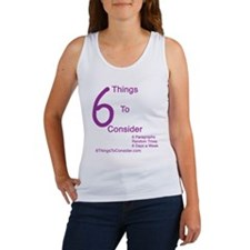 6 Things to Consider Women's Tank Top