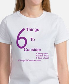 6 Things to Consider Tee