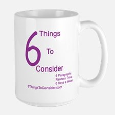 6 Things to Consider Large Mug