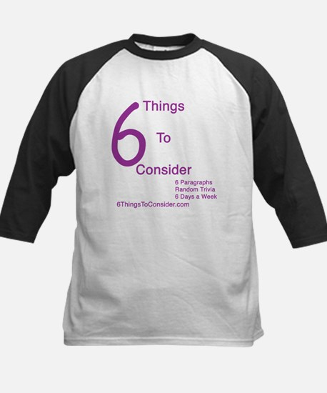 6 Things to Consider Kids Baseball Jersey