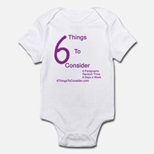 6 Things to Consider Infant Bodysuit