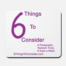 6 Things to Consider Mousepad