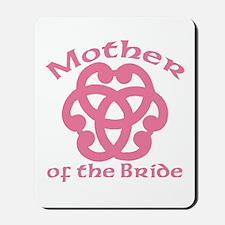 Celtic Knot Bride's Mother Mousepad