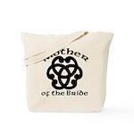 Celtic Knot Bride's Mother Tote Bag