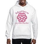 Celtic Knot Bride's Mother Hooded Sweatshirt