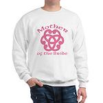 Celtic Knot Bride's Mother Sweatshirt