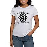 Celtic Knot Bride's Mother Women's T-Shirt