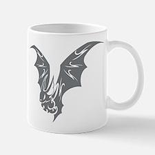 Bat #50 Gray Mug