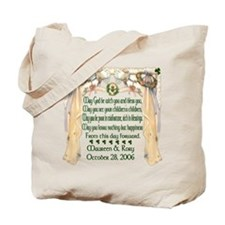 Wedding Sample One (Blessing) Tote Bag