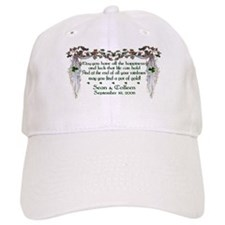 Wedding Sample 2 Baseball Cap