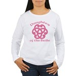Celtic Knot Bride's Daughter Women's Long Sleeve T