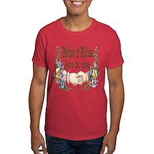 Wedding Sample 3 T-Shirt