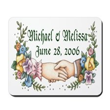 Wedding Sample 3 Mousepad