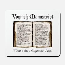 Voynich Manuscript Mousepad